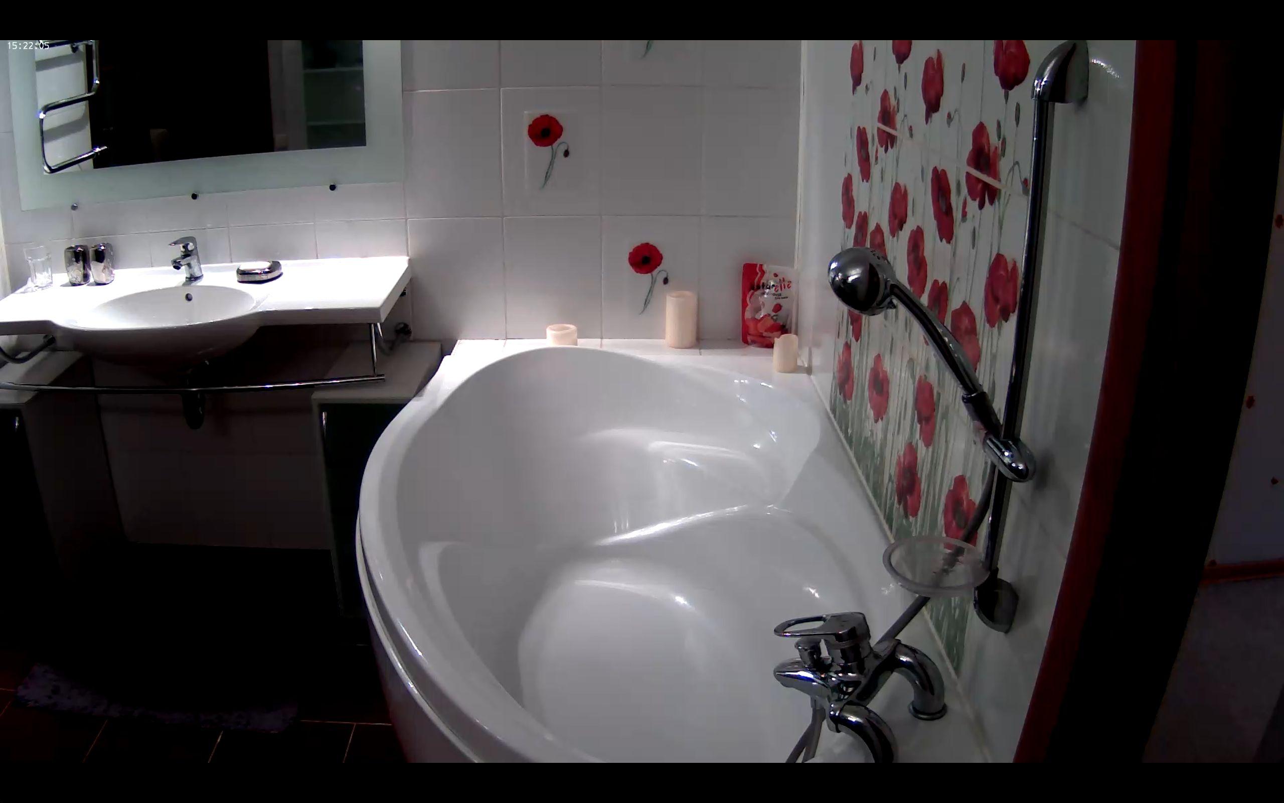 First Latvian Fusker reallifecam com images 20150126 cam09 1 10  Real Life  Cam Bathroom. Splashbacks For Bathroom Walls